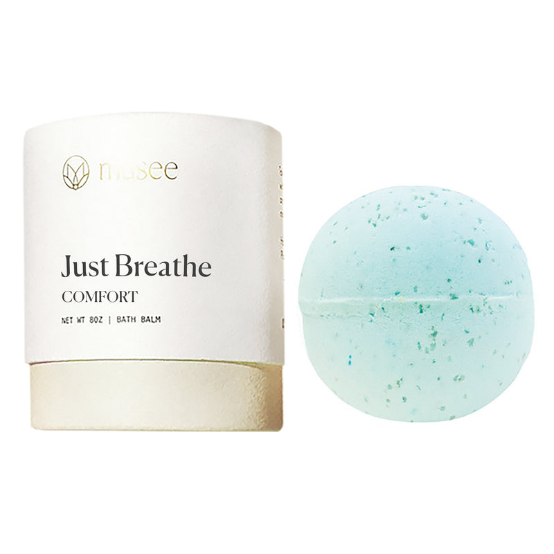 Musee Bath, Just Breathe Bath Balm