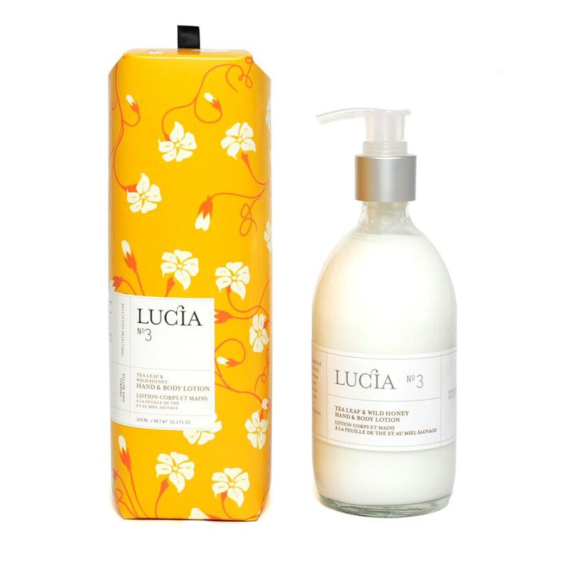 Tea Leaf & Wild Honey Hand & Body Lotion