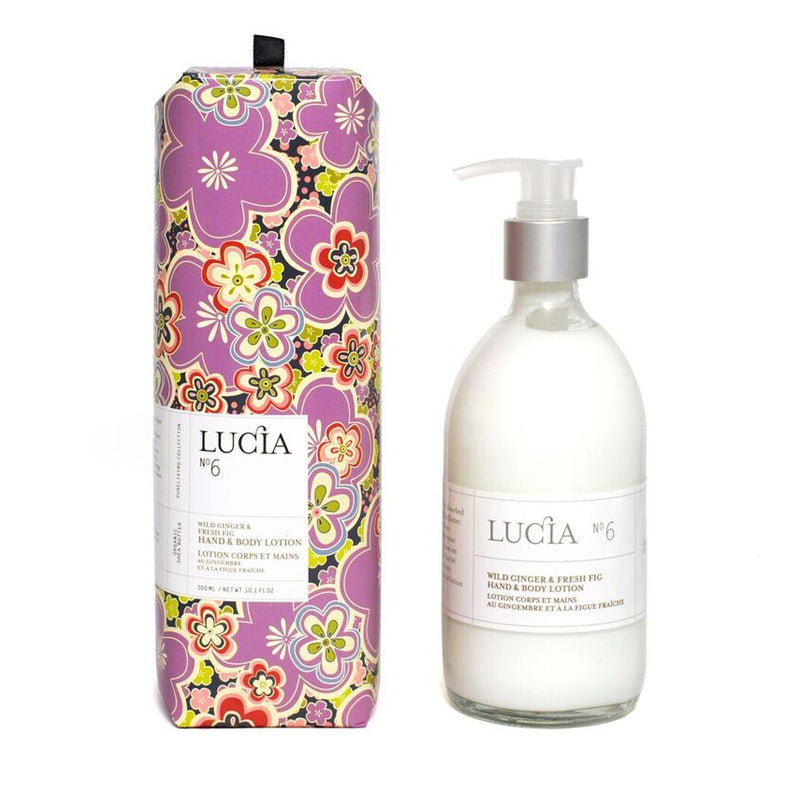 Wild Ginger & Fig Hand & Body Lotion