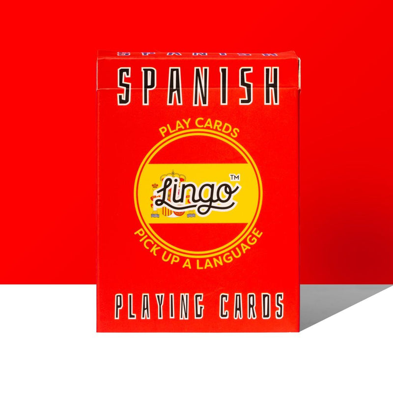 Spanish Lingo Cards