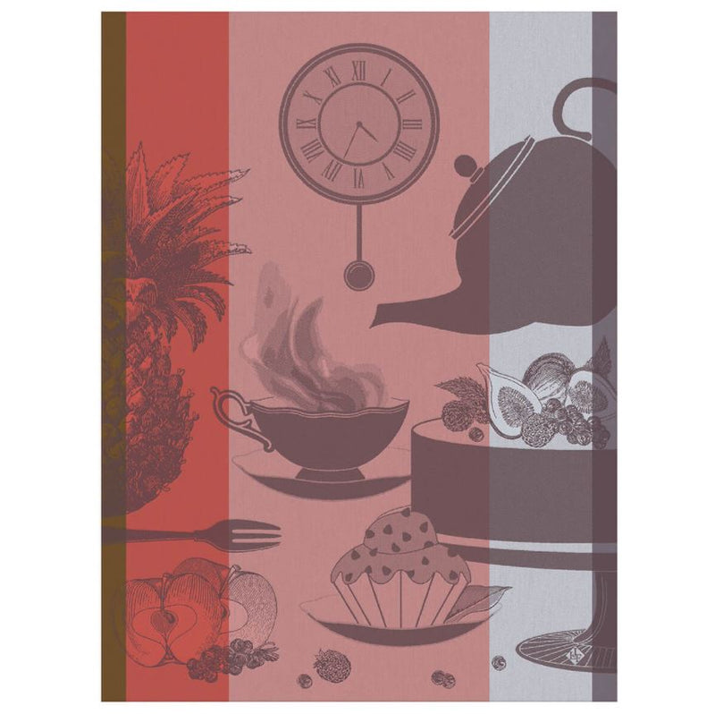 Le Jacquard Francais, Instants Gourmands Tea Towel