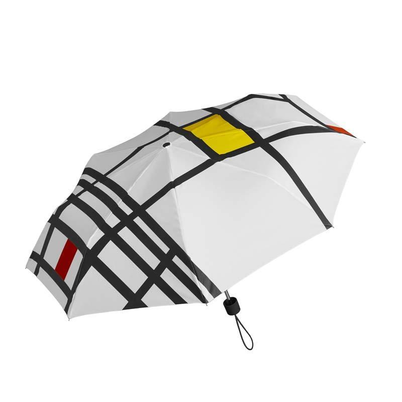 Mondrian Mini Umbrella