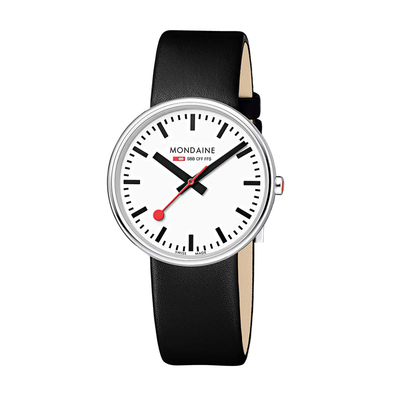 Mondaine SBB Mini Giant BackLight Black