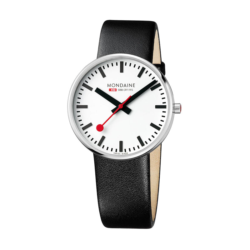Mondaine SBB Giant BackLight Black