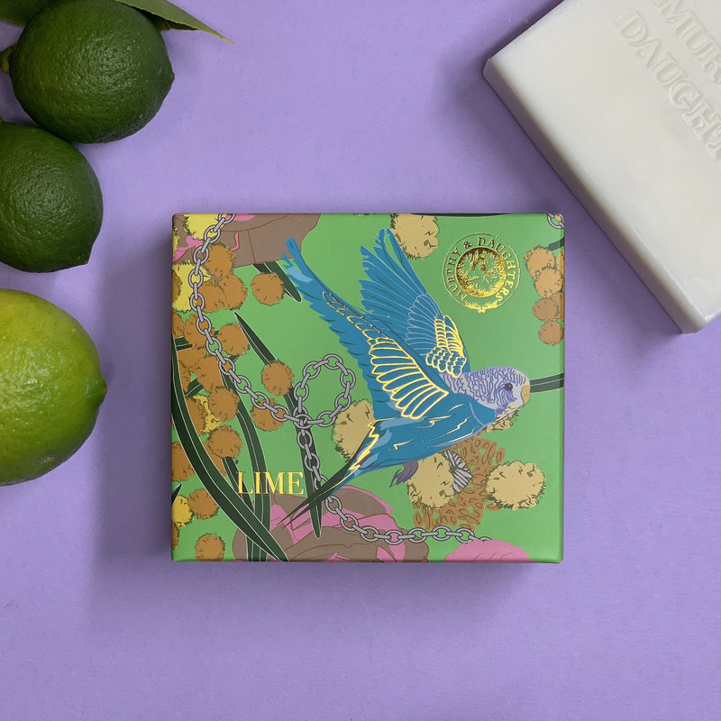 Lime Goat's Milk Soap