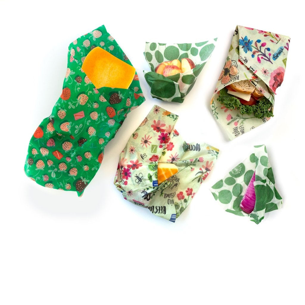 Z Wrap, 5  Pack in Assorted Designs