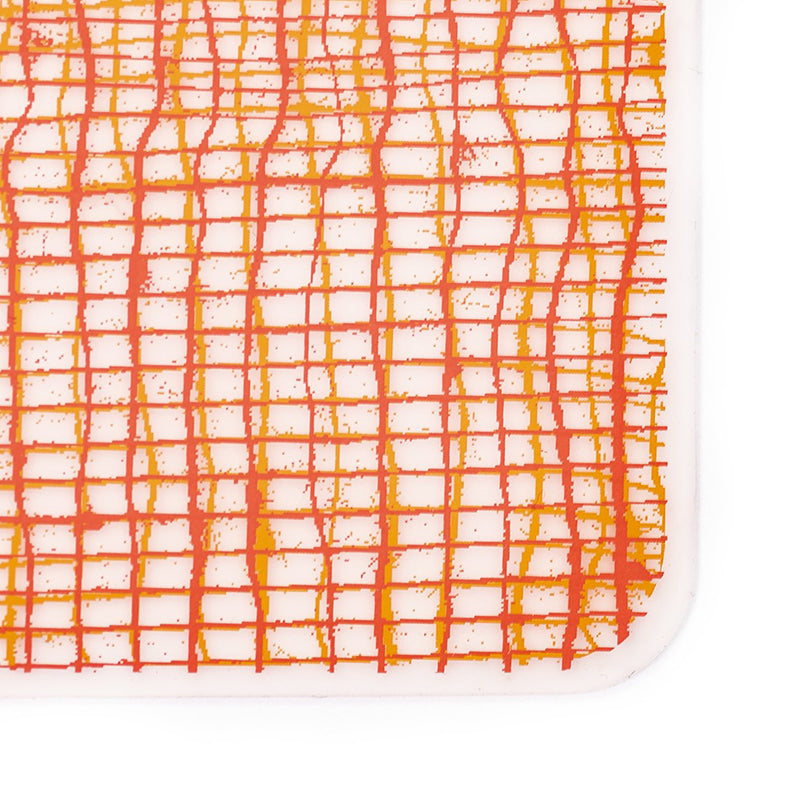 Silicone Placemat - Tangerine