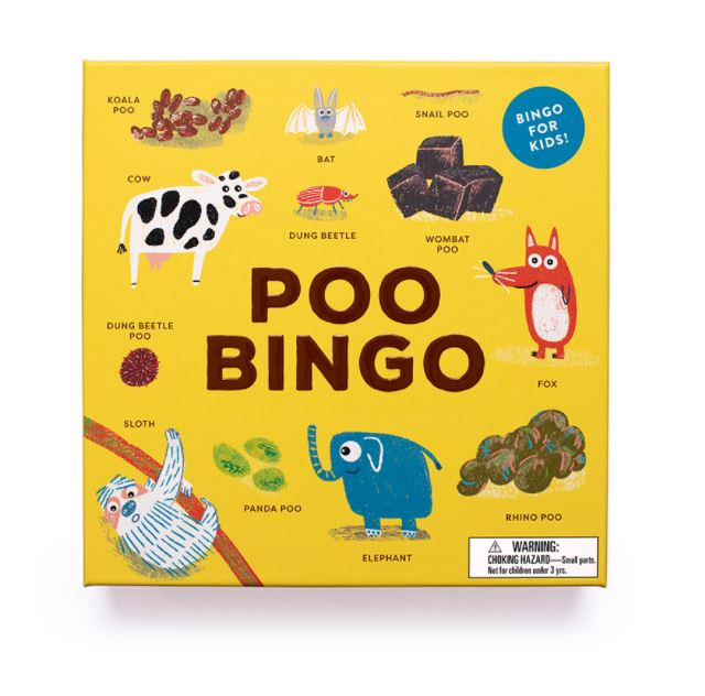 Laurence King, Poo Bingo