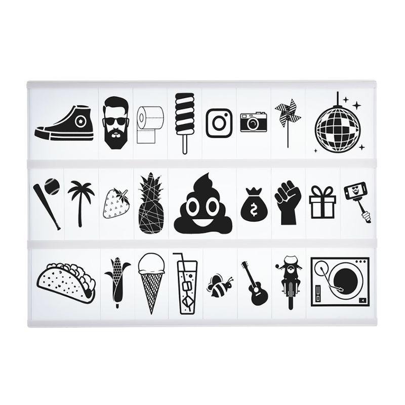 Symbol Pack (XL Lightbox)