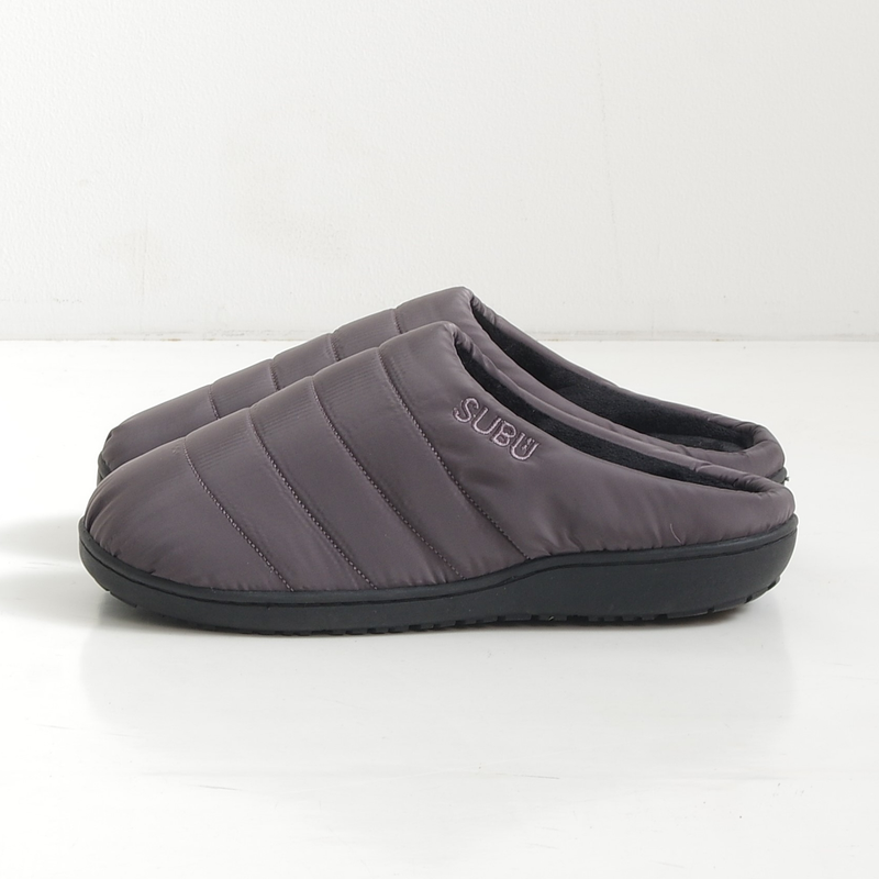 Subu, Indoor Outdoor Slippers in Steel Grey