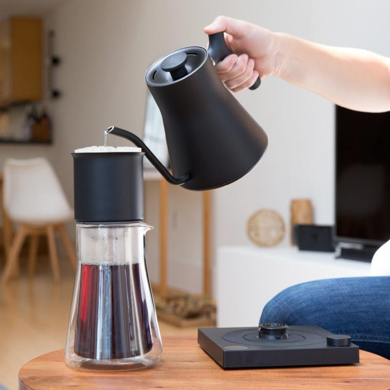 Fellow Products, Stagg EKG: Goose-neck Electric Pour-Over Kettle, Pour Over Coffee Maker