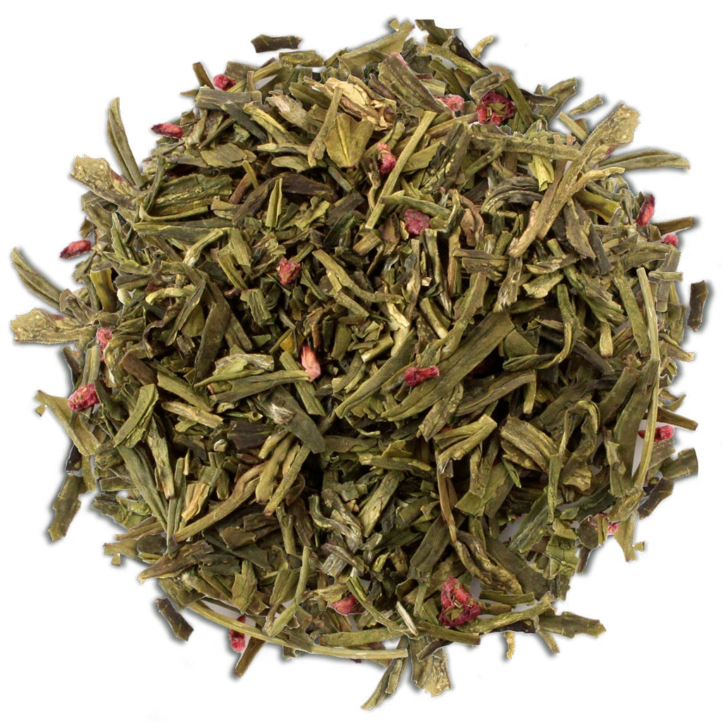 Tea Forte, Cherry Marzipan Loose Leaf Tea