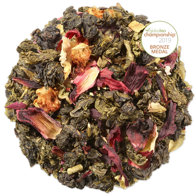 Strawberry Hibiscus Loose Leaf Tea
