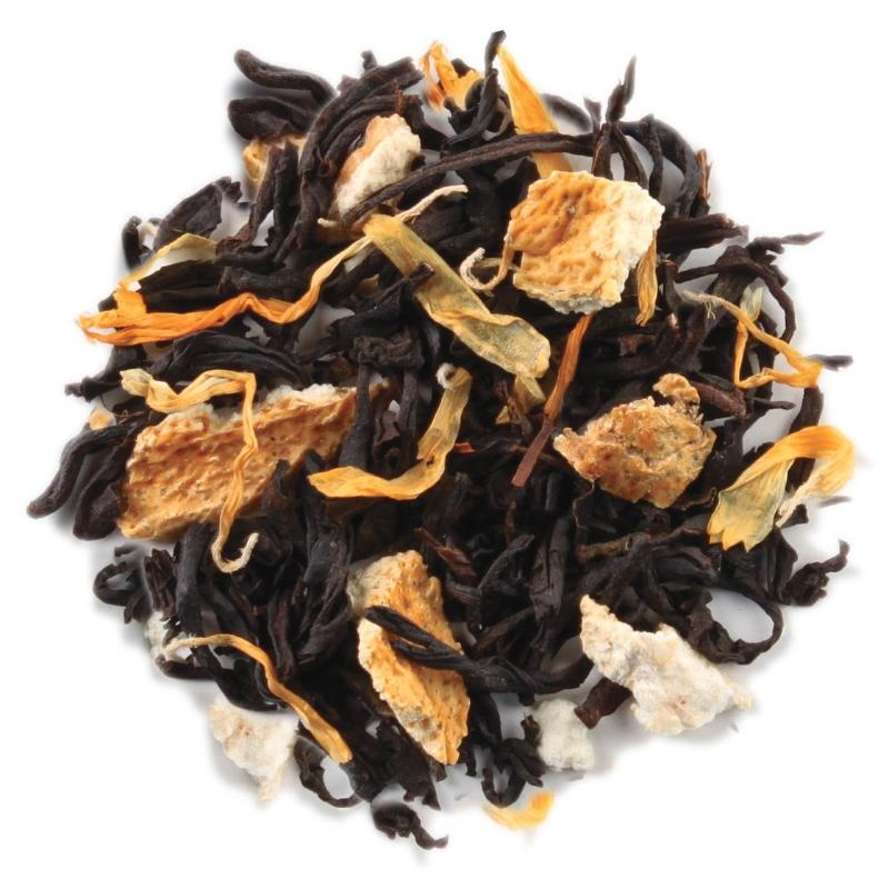 Caramel Nougat Loose Leaf Tea