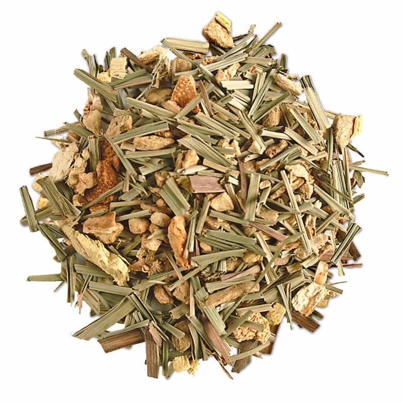 Ginger Lemongrass Loose Leaf Tea