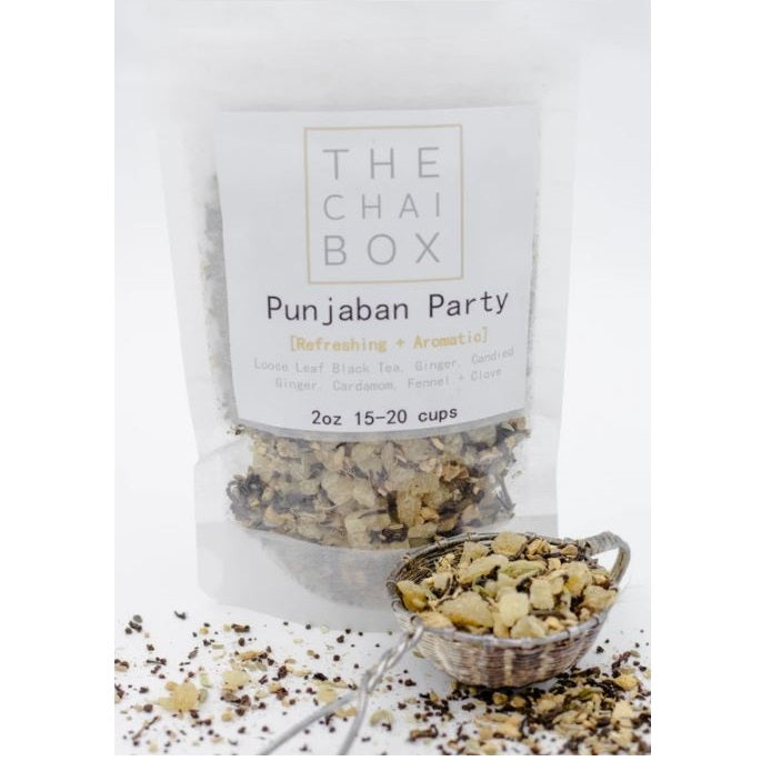 The Chai Box, Punjaban Party Chai Blend