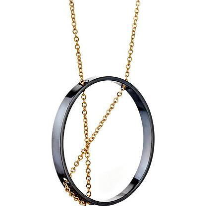 Vanessa Gade Jewelry Design, Inner Circle Necklace