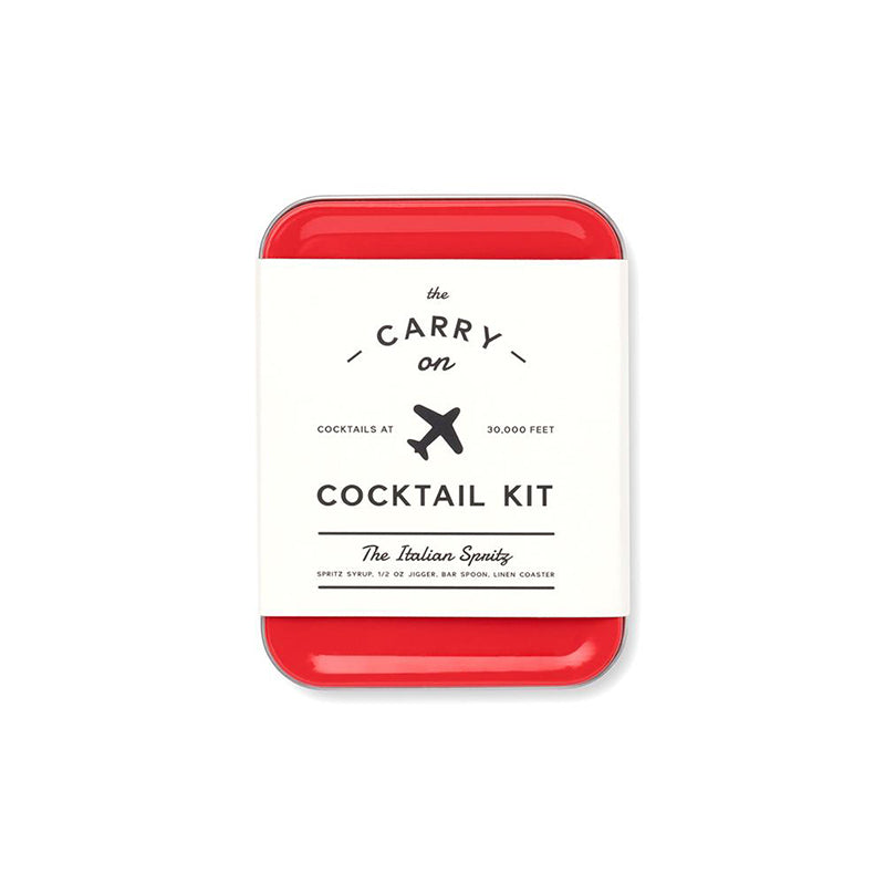W & P, The Italian Spritz Carry on Cocktail Kit