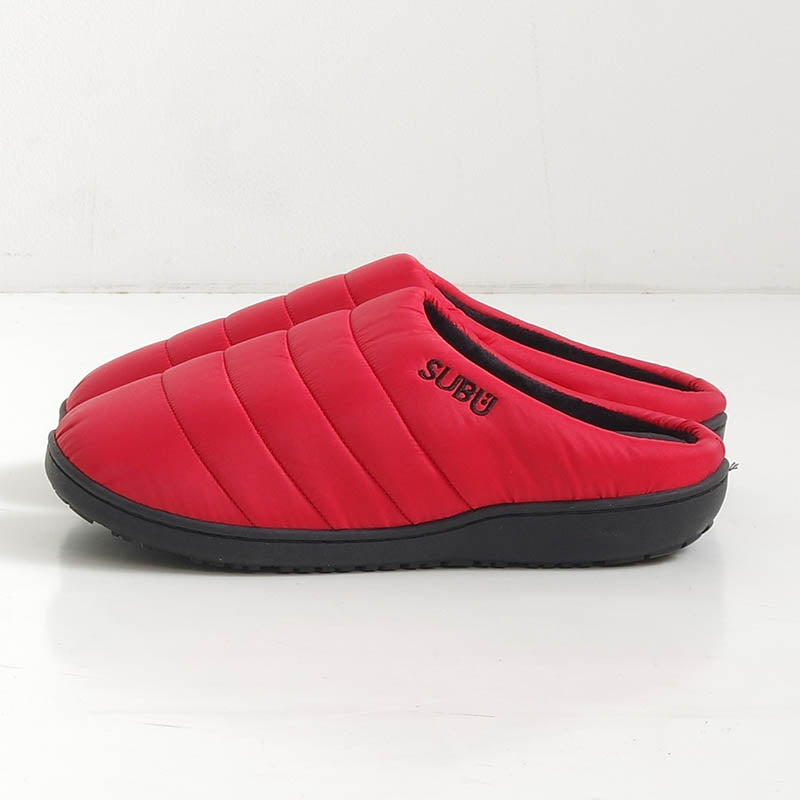 Indoor Outdoor Slippers - Red