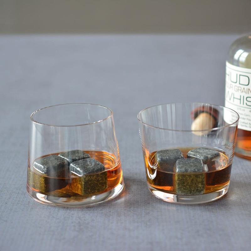 Teroforma, Whiskey Stones, Beverage Cubes (Set of 9)