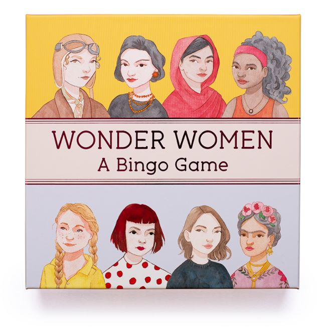 Laurence King, Wonder Women Bingo