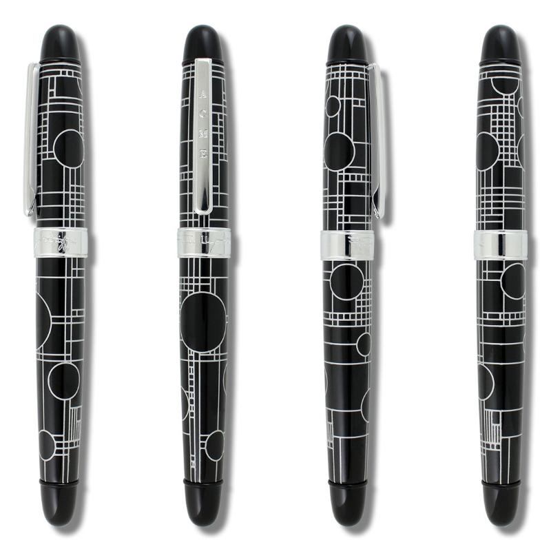 "ACME ""Playhouse Black"" Pen"