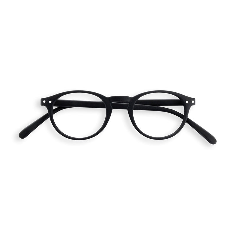 #A Black Reading Glasses