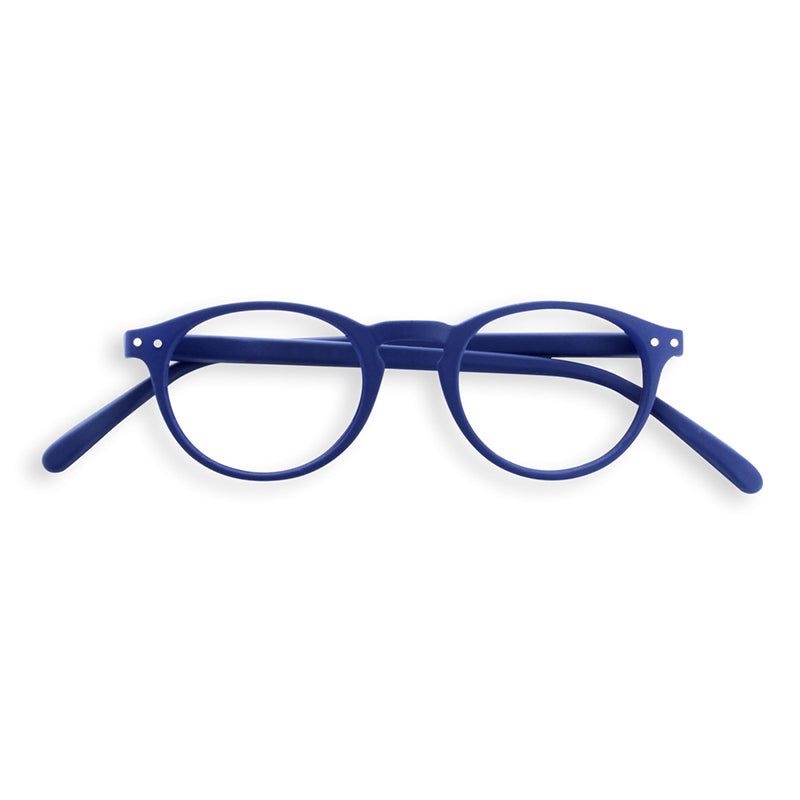#A Navy Blue Reading Glasses
