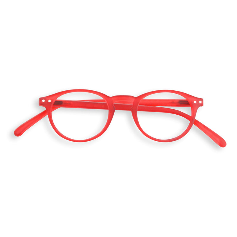 #A Red Reading Glasses