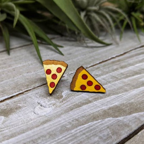 Unpossible Cuts, Pizza Earrings