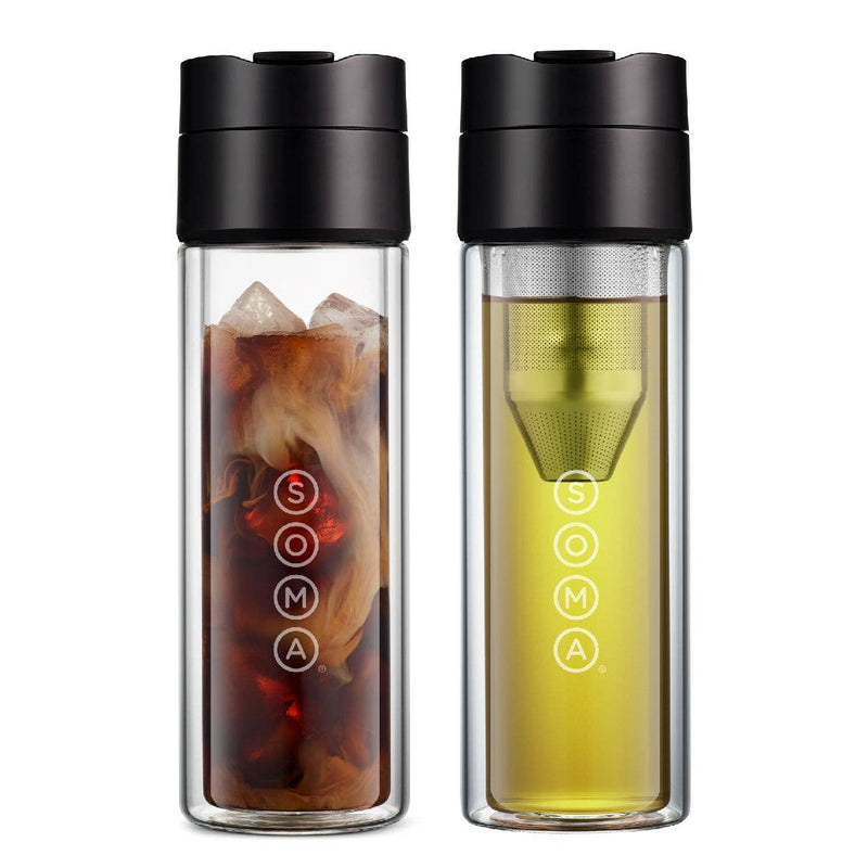 Soma Brew Bottle, Olive