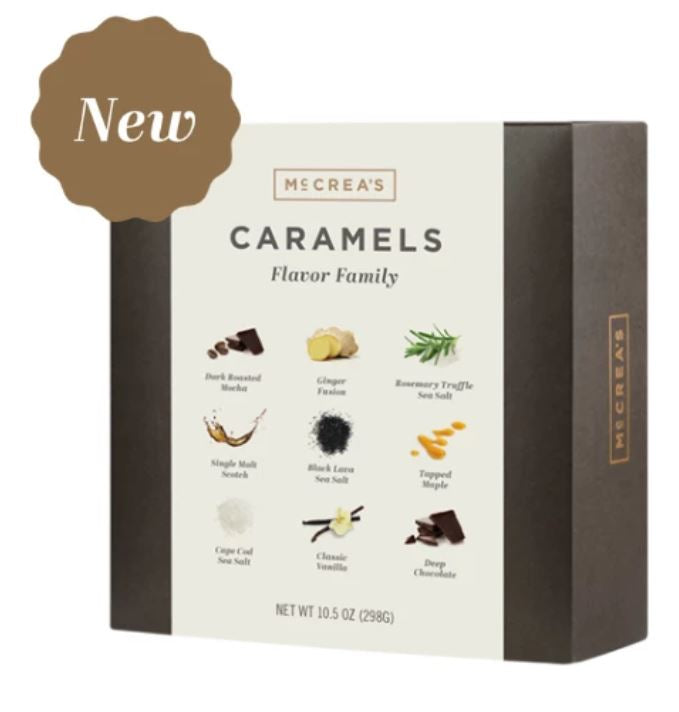 Flavor Family Caramels