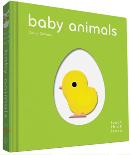 Chronicle Books, TouchThinkLearn: Baby Animals