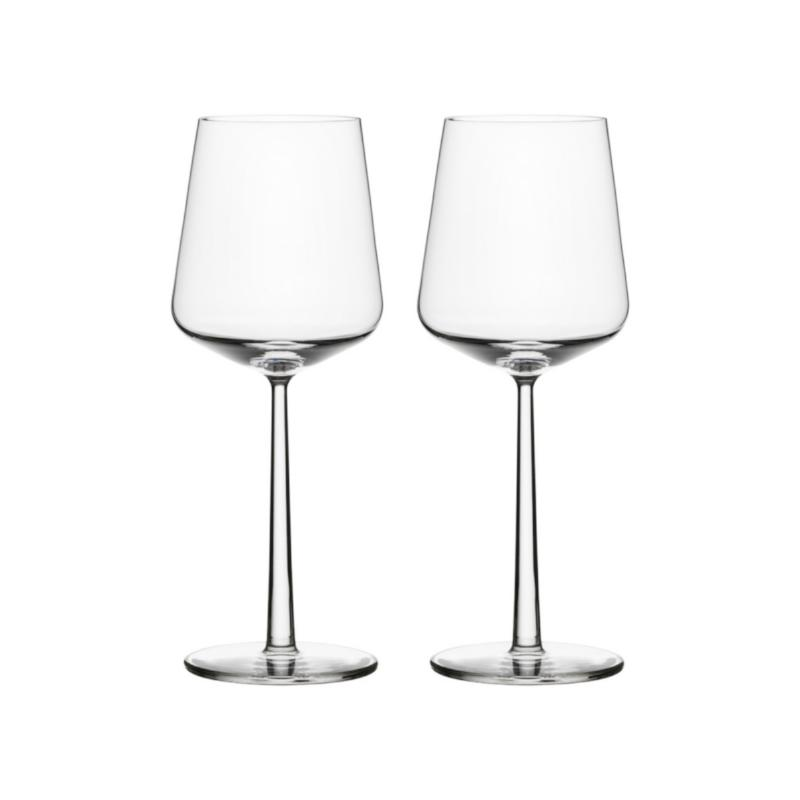 Essence Red Wine Glasses Set of 2
