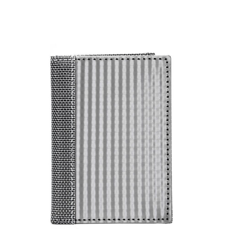 Stewart/Stand Driving Wallet Checkered, Silver