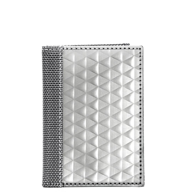 Driving Wallet Triangle, Silver