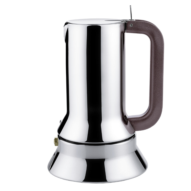 Alessi Sapper 9090-6 Espresso Maker, Stove top coffee maker, Stove top espresso maker,  Coffee Pot, Coffeemaker, Espressomaker