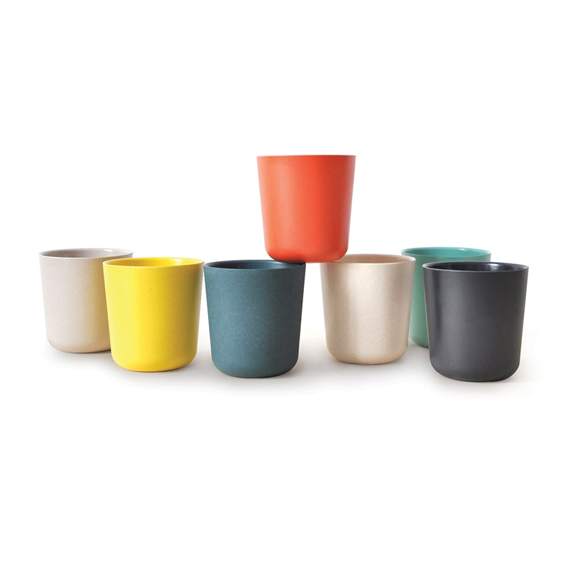 EKOBO, Bamboo Medium Cup