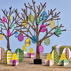 Easterly Decorations - Set of 12 Eggs