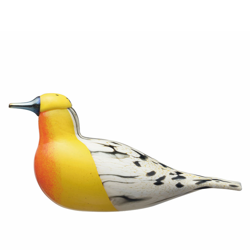 Iittala, Birds by Toikka, Blackburnian Warbler