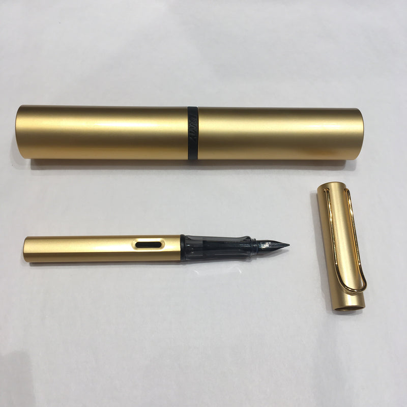 Lamy LX Series Fountain Pen in Gold