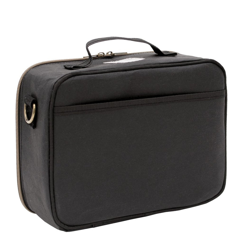 Black Paper Lunchbox