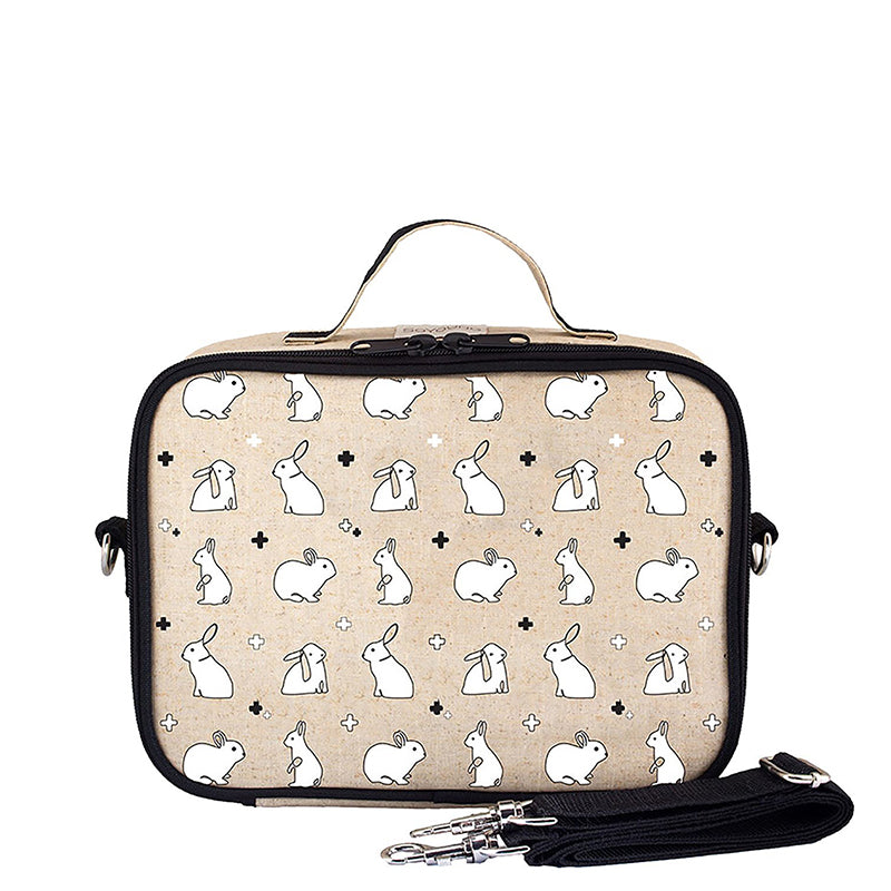 Bunny Tile Lunch Box