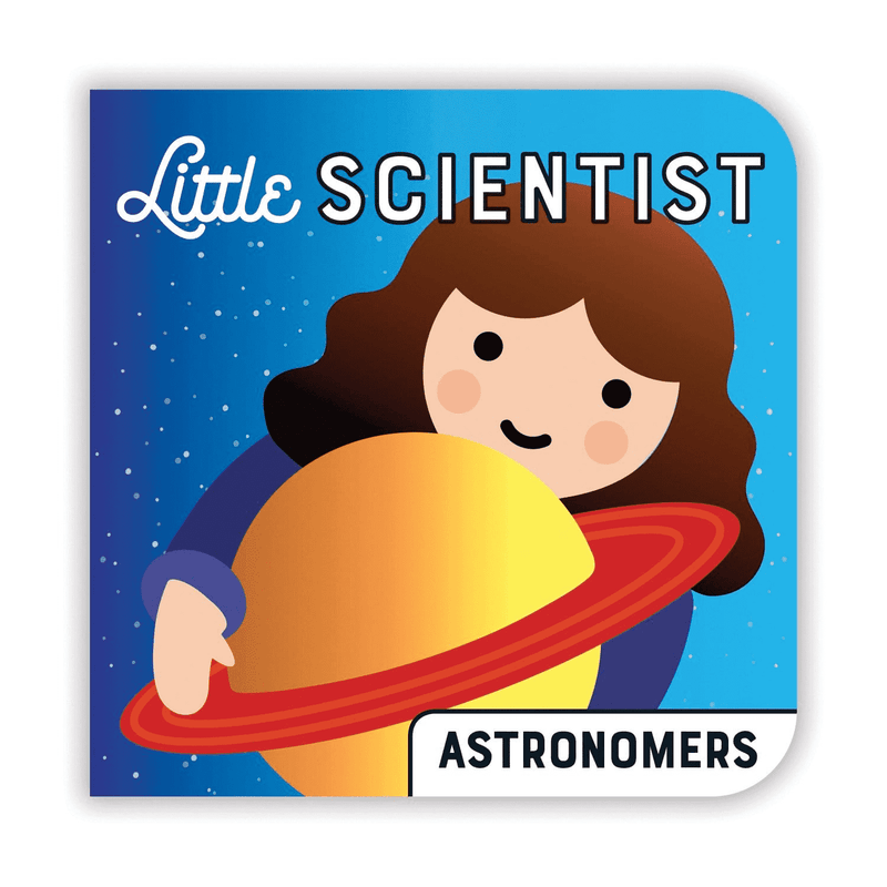 Little Scientist Board Books Set