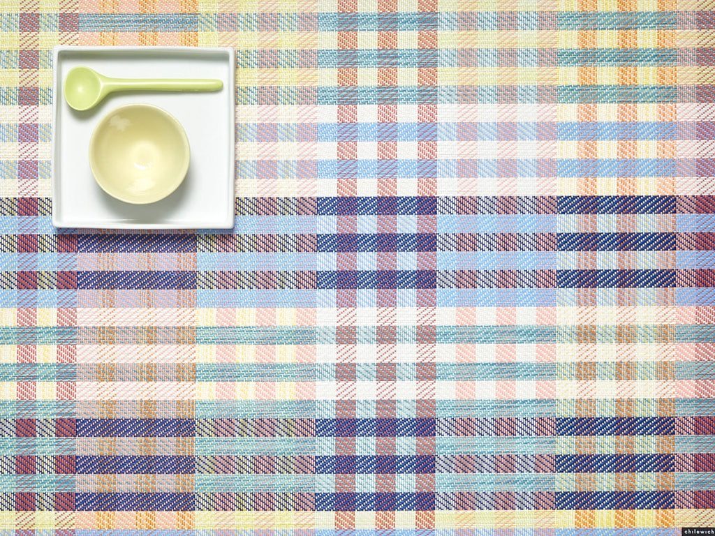 Placemat - Rhythm Rectangle in Wildflower