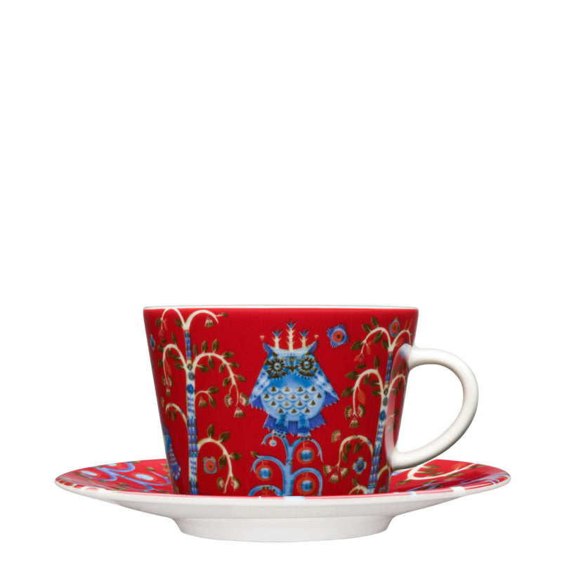 Iittala, Taika Coffee/Teacup with Saucer