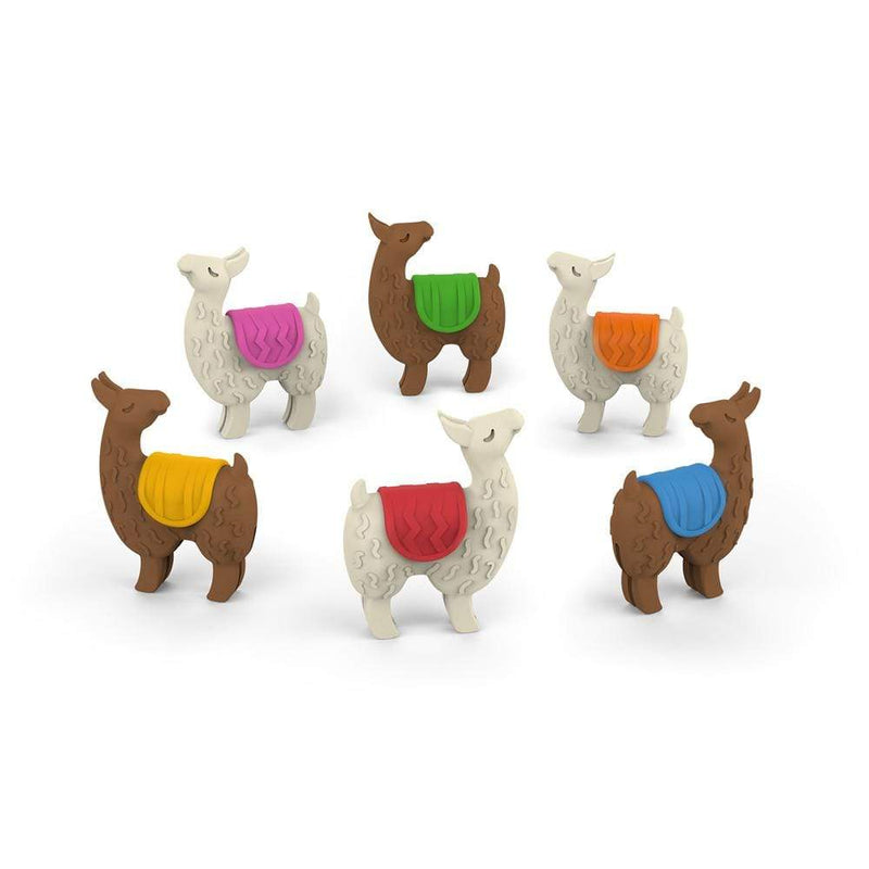 Tiny Prancers Llama, Drink Markers
