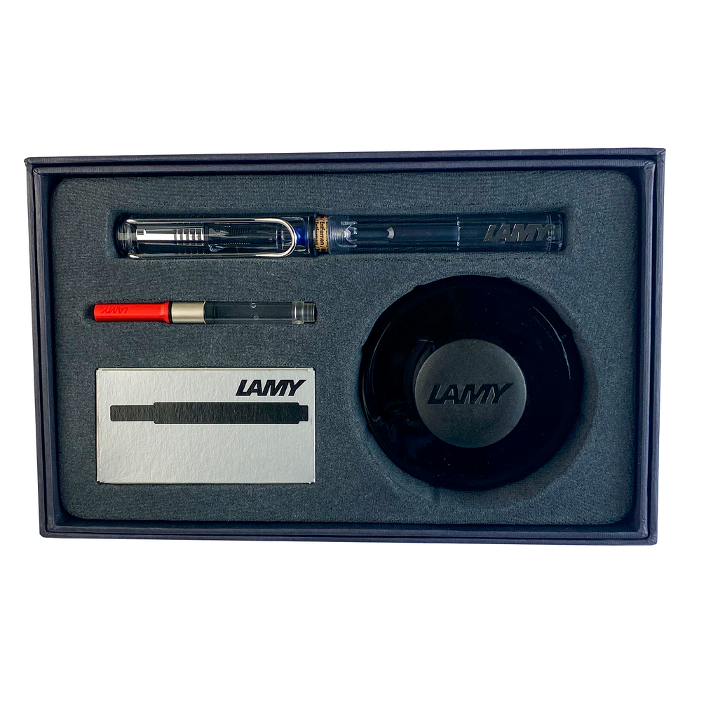 Lamy, Gift Set! Vista Fountain Pen