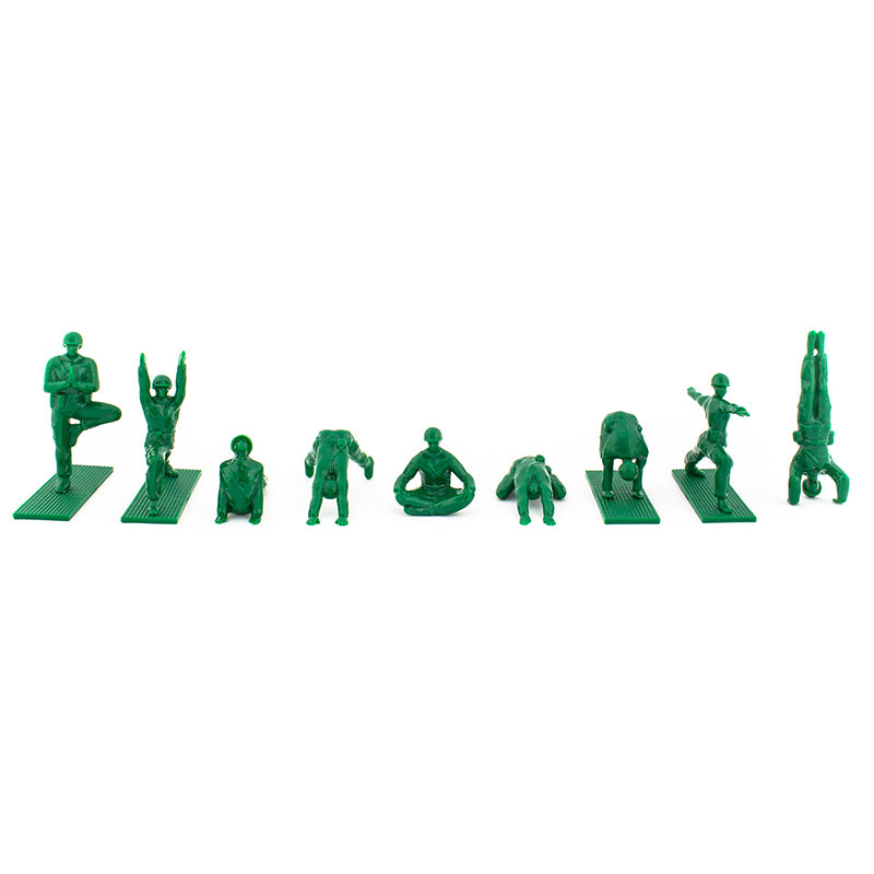 Yoga Joes | 2 colors