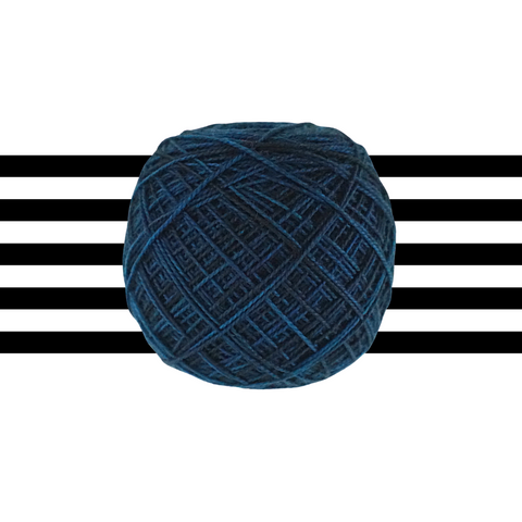 Skinny Mini (4 Ply) Dark Blue